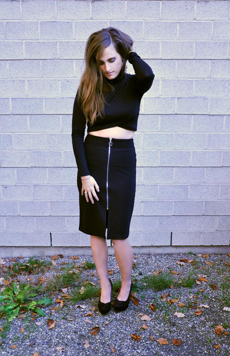 Timeless Classic - Pencilskirt