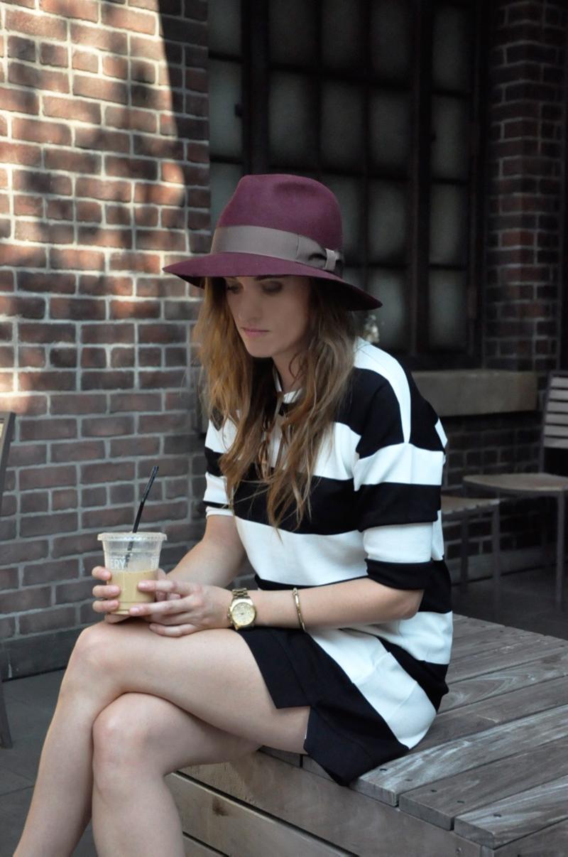 Hut von KNOX New York aus Japan