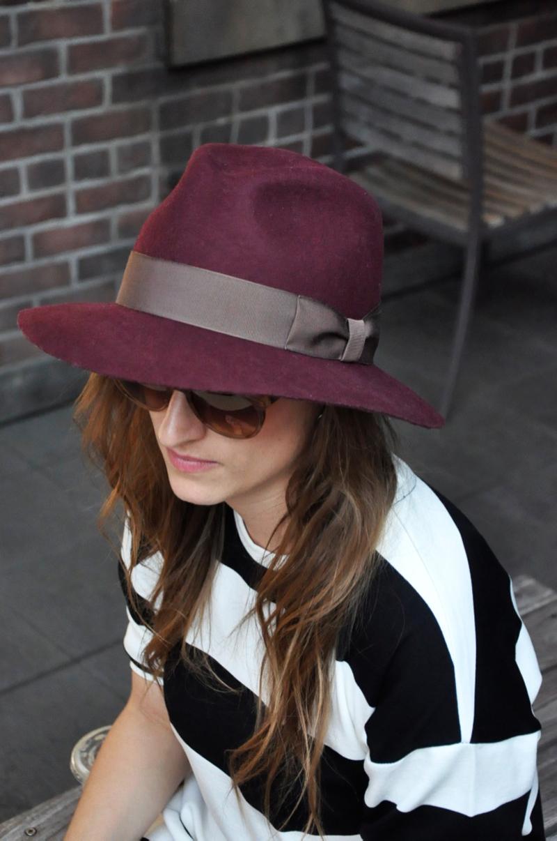 Hut von KNOX New York