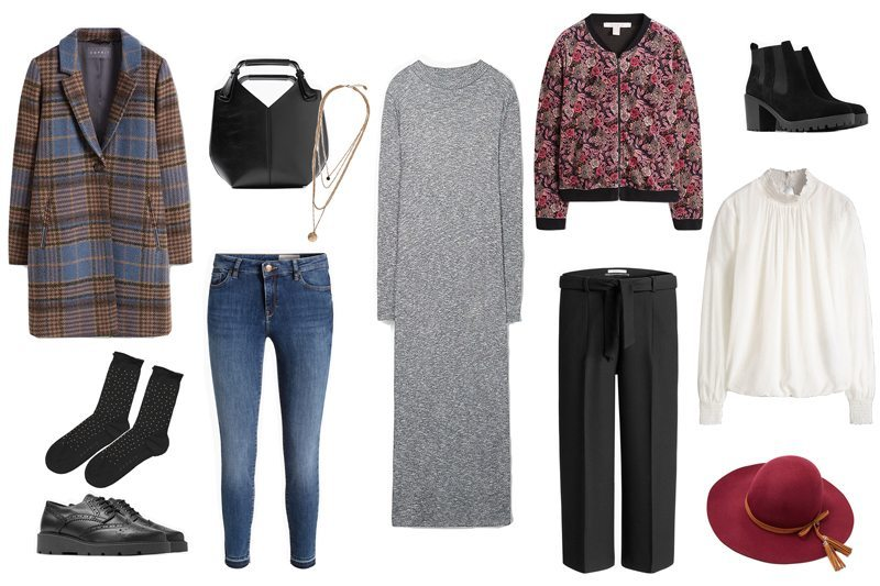 Fall trends from Esprit.