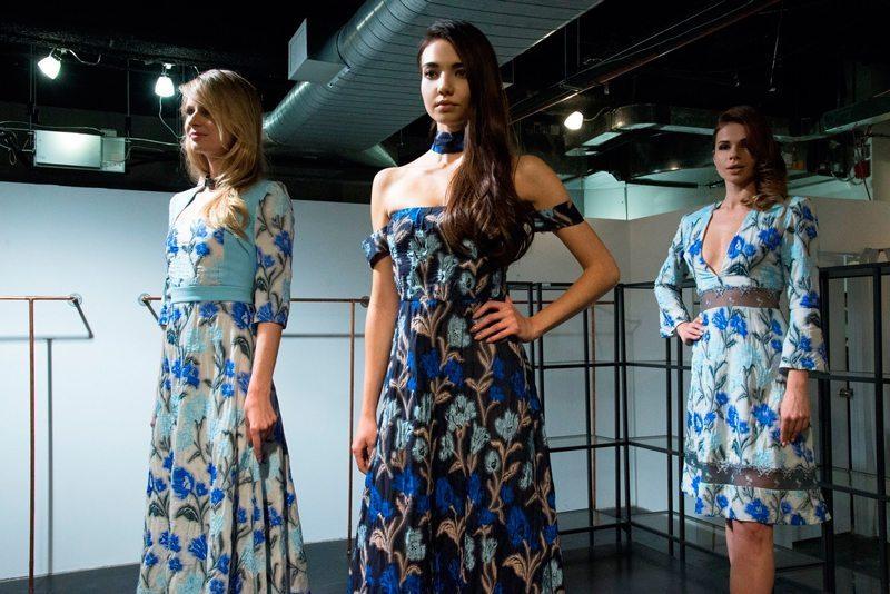 Anastasiia Ivanova Kollektion F/W New York Fashion Week 2017..