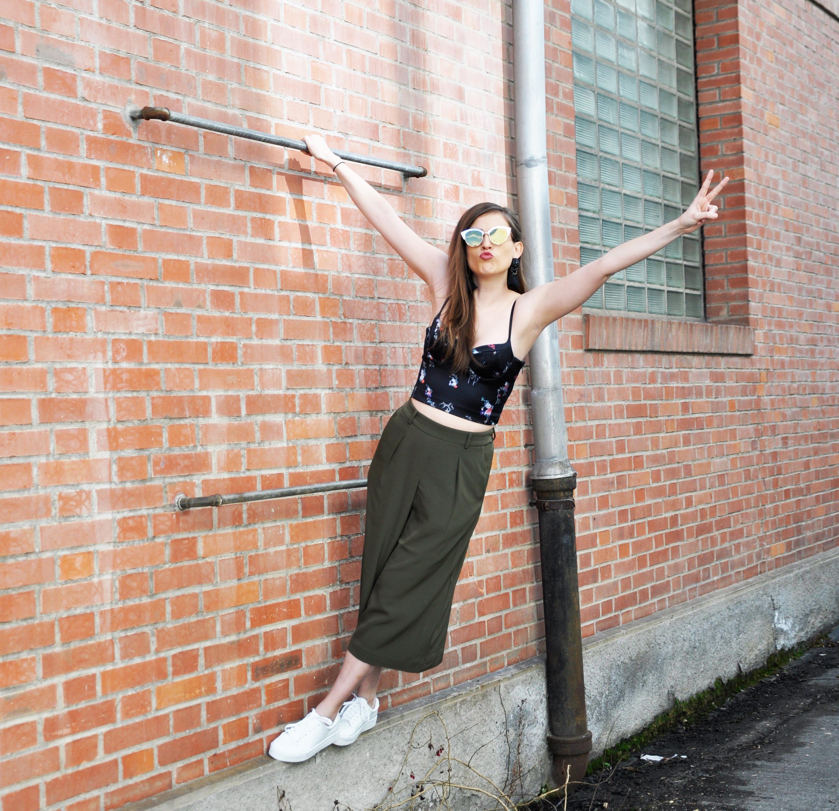Fashionblogger, Andrea Steiner von Strawberries 'n' Champagne