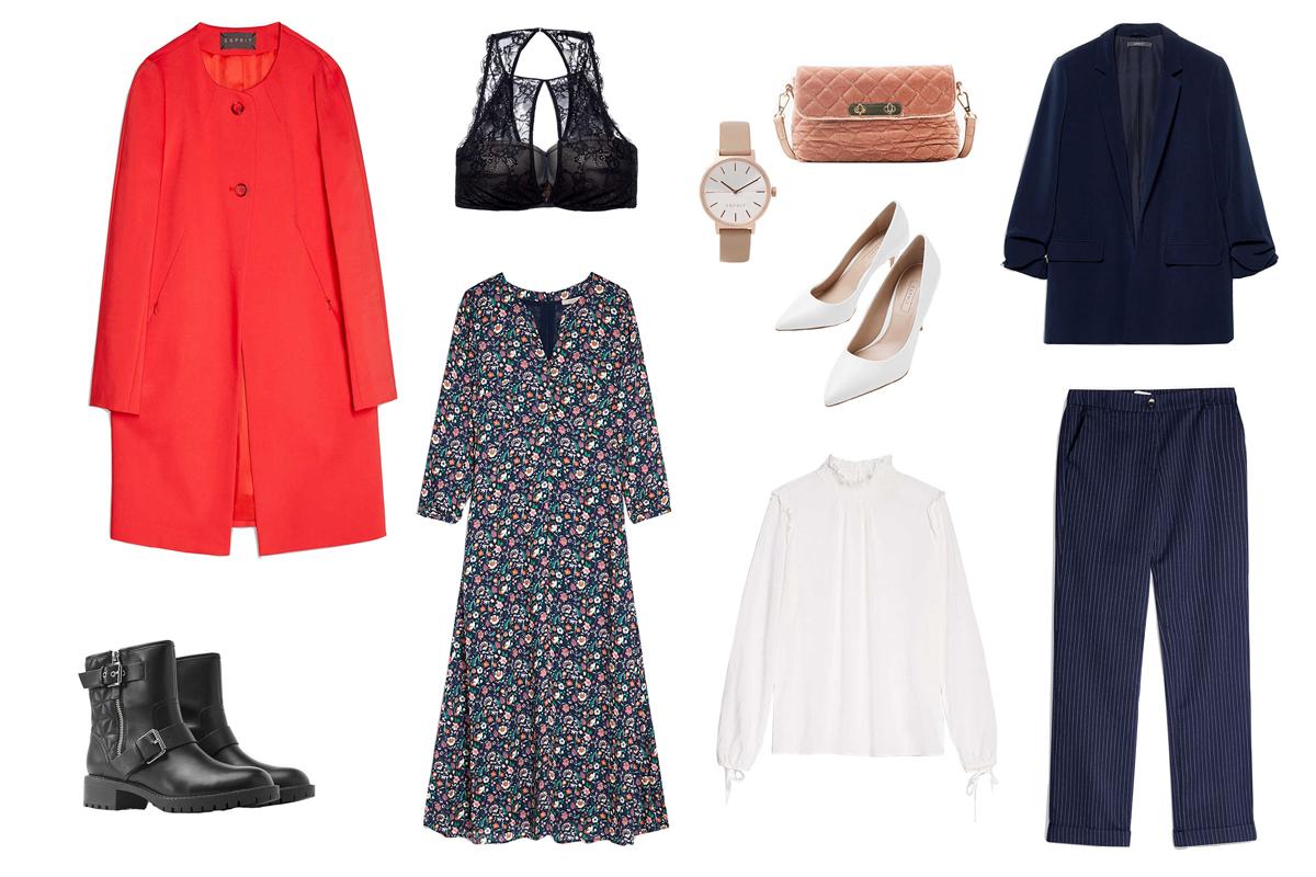 Fashionblogger, Andrea Steiner von Strawberries 'n' Champagne hat euch die Trends für den Herbst 2017 zusammengestellt.