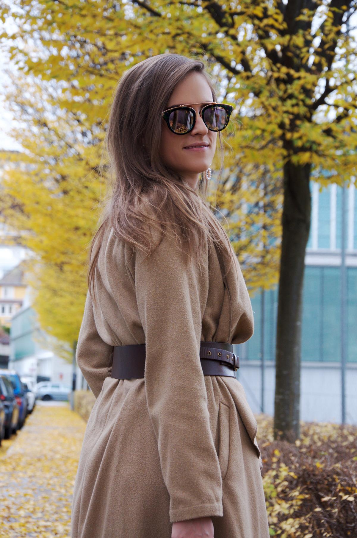 Andrea Steiner vom Mode- und Style blog Strawberries und Champagne zeigt neue Mode für den Herbst.