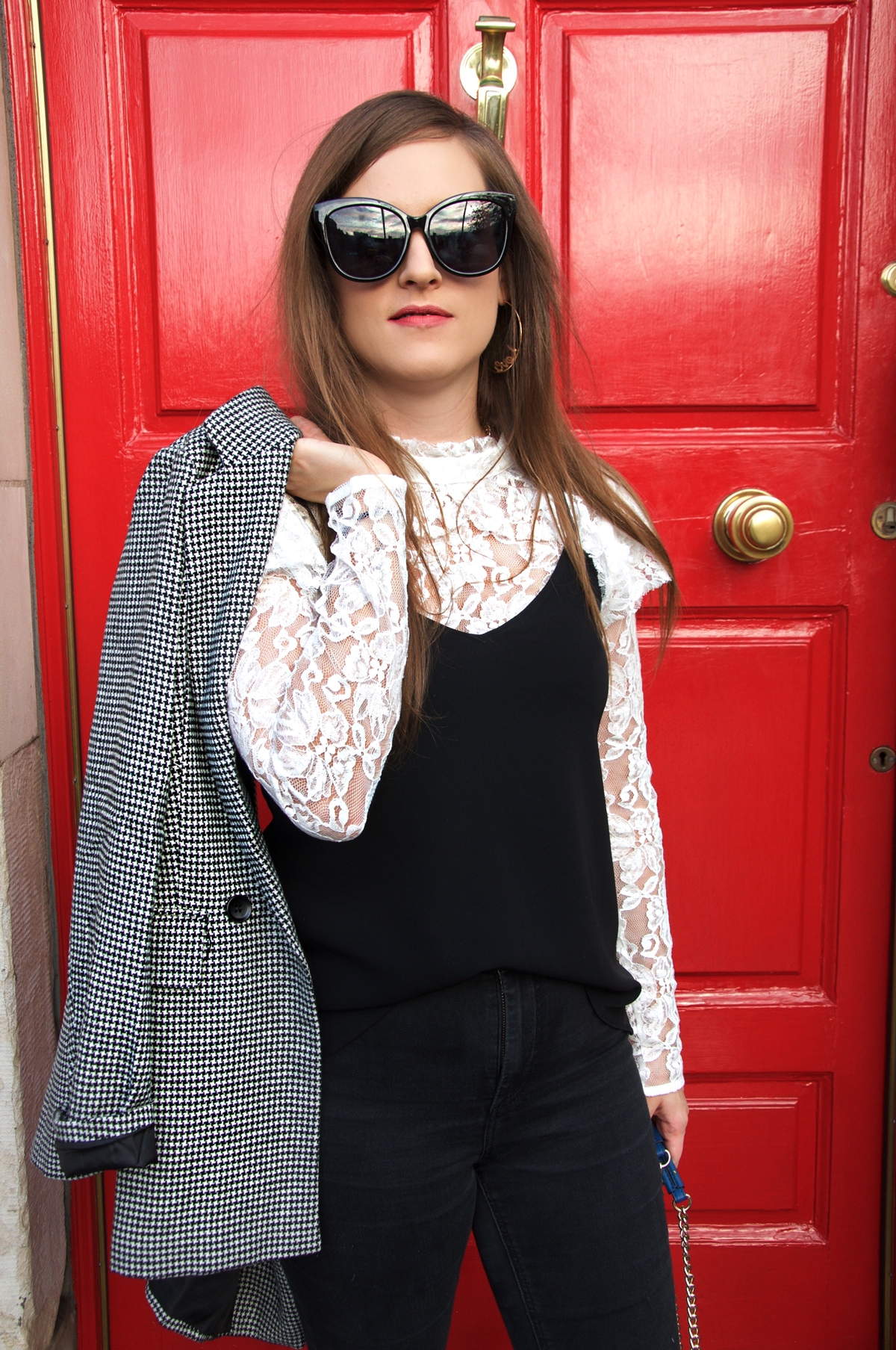 Mode blog, Strawberries und Champagne von Andrea Steiner sagt, was Sie am Layering-Look liebt.