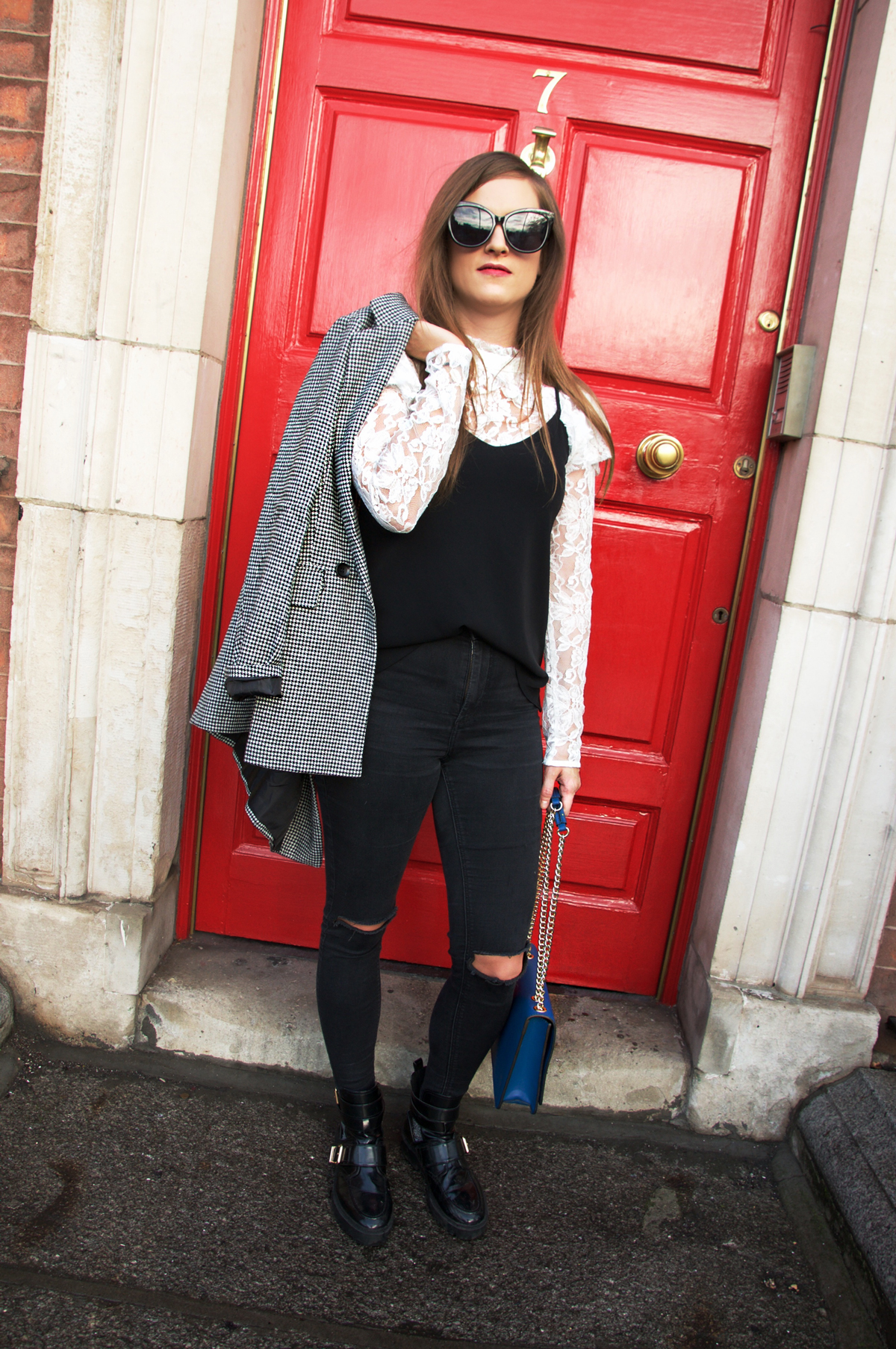 Mode blog, Strawberries & Champagne von Andrea Steiner sagt, was Sie am Layering-Look liebt.
