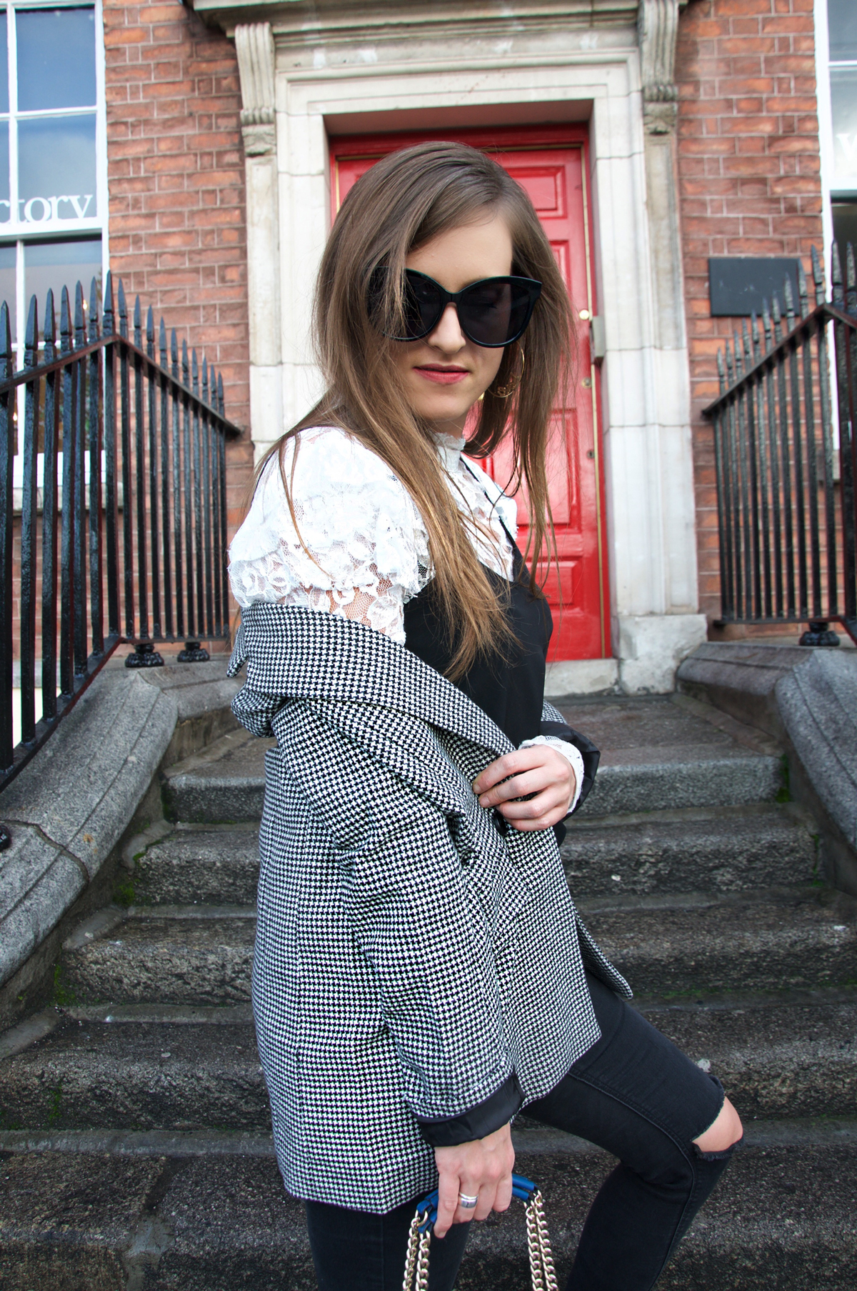 Fashion blog, Strawberries 'n' Champagne by Andrea Steiner says what she love about Layering Look.