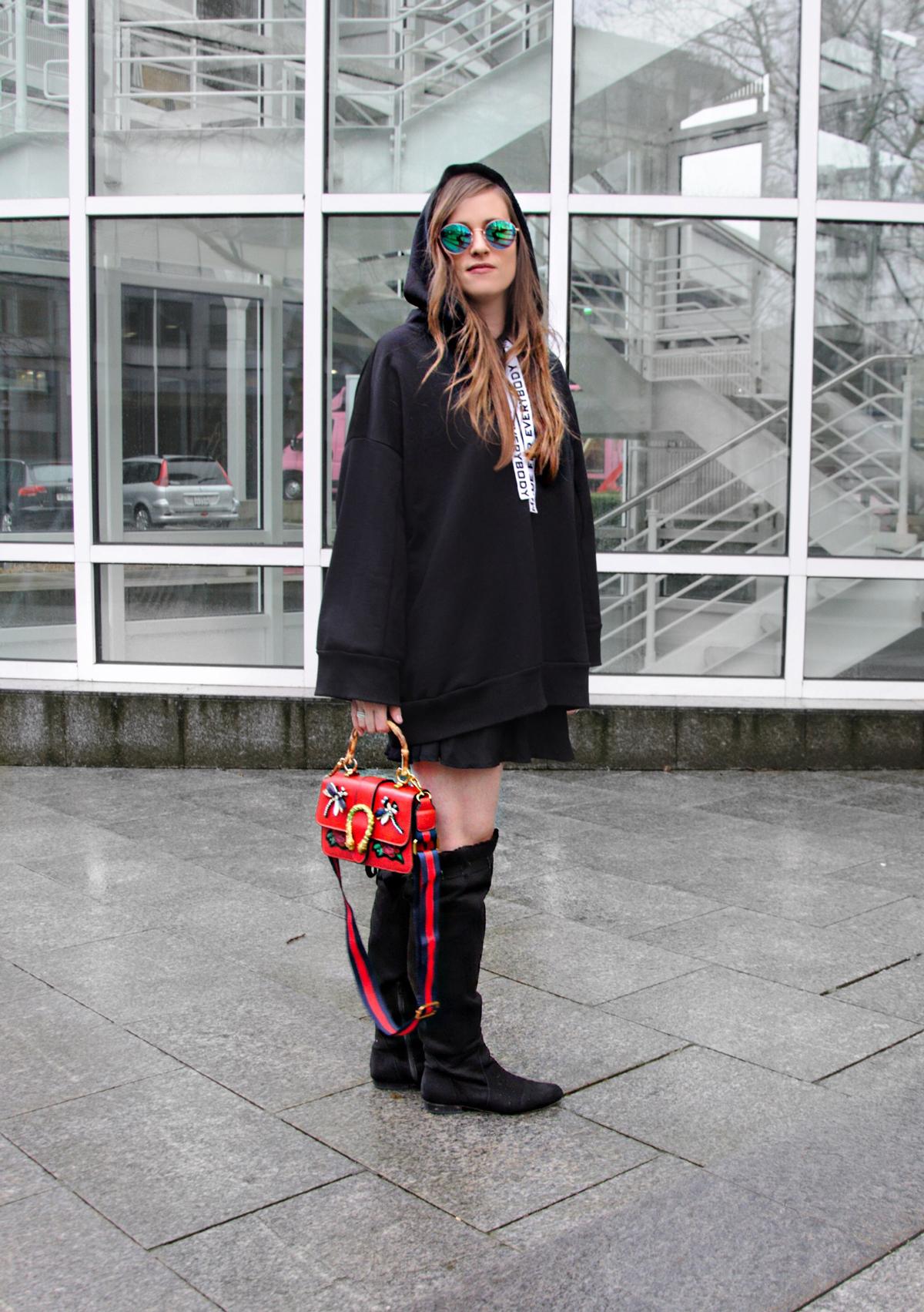 Mode Bloggerin Andrea Steiner aus der Schweiz zeigt auf ihrem Blog Strawberries 'n' Champagne die Modehighlights vom Winter.