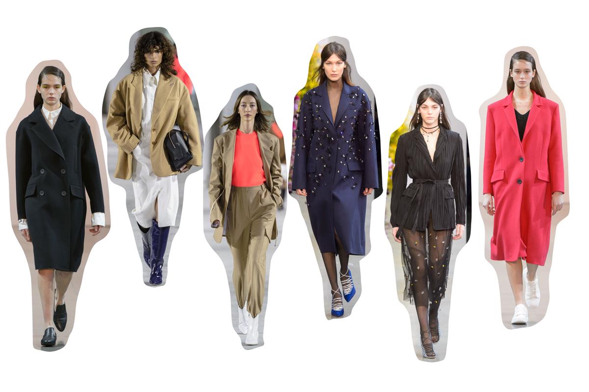 Andrea Steiner vom Mode Blog Strawberries 'n Champagne zeigt euch auf ihrem Blog die heissesten und besten Trends für diesen Herbst Winter 2018/2019 aus der diesjährigen Fashion Week.