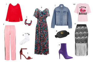 Fashion Blog Strawberries 'n' Champagne by Andrea Steiner write about her 3 Must-Haves for Spring.