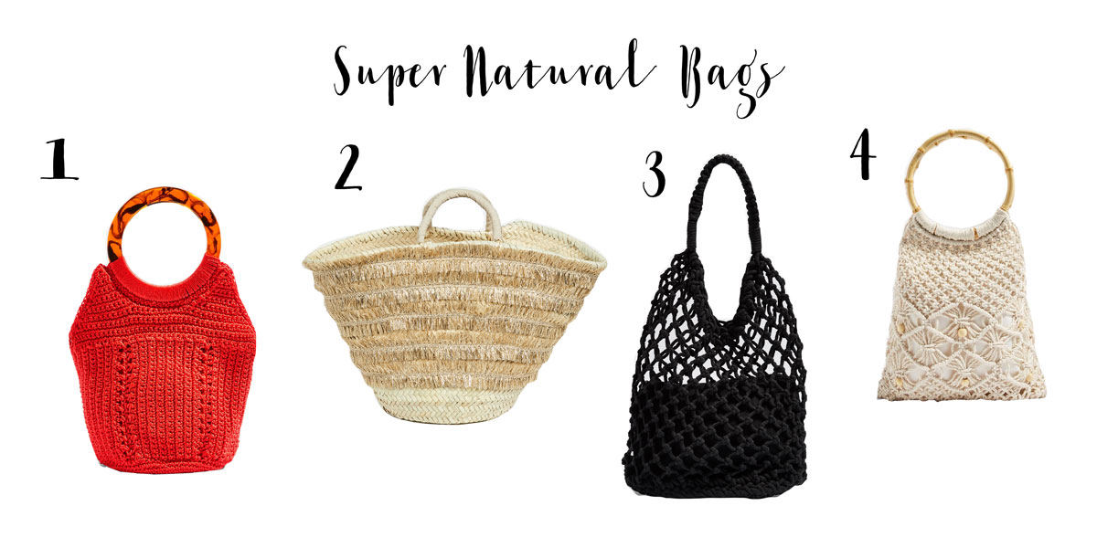 the latest fashion trends for Handbags 2019, fresh from Runway. Here you find Super Natural Bags.